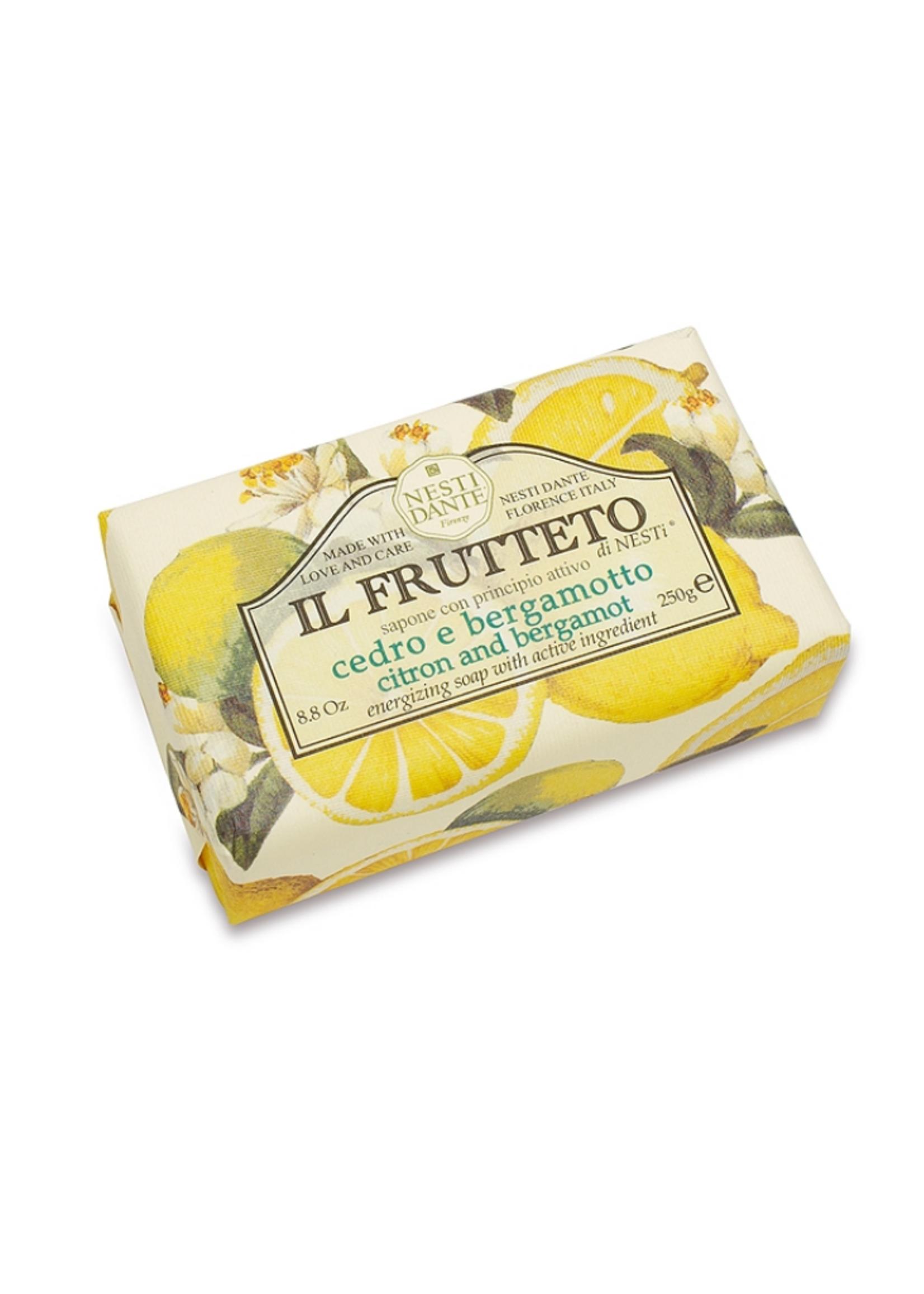 nesti dante Nesti Dante Italian Citron & Bergamont Soap