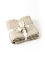 Kiss That Frog Thieffry - Linen Dishtowels - Set of 2