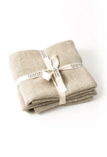 Kiss That Frog Linen Dishtowels - Set of 2