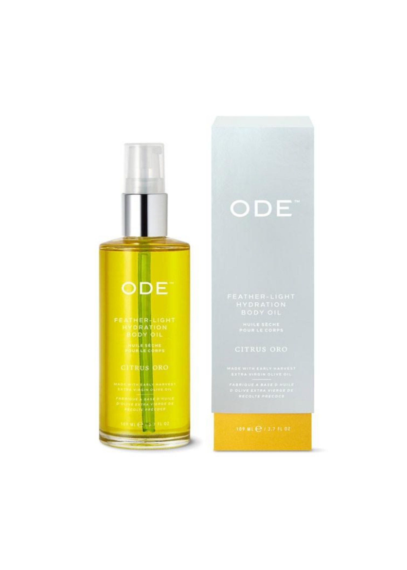 ODE ODE Citrus Oro Body Oil