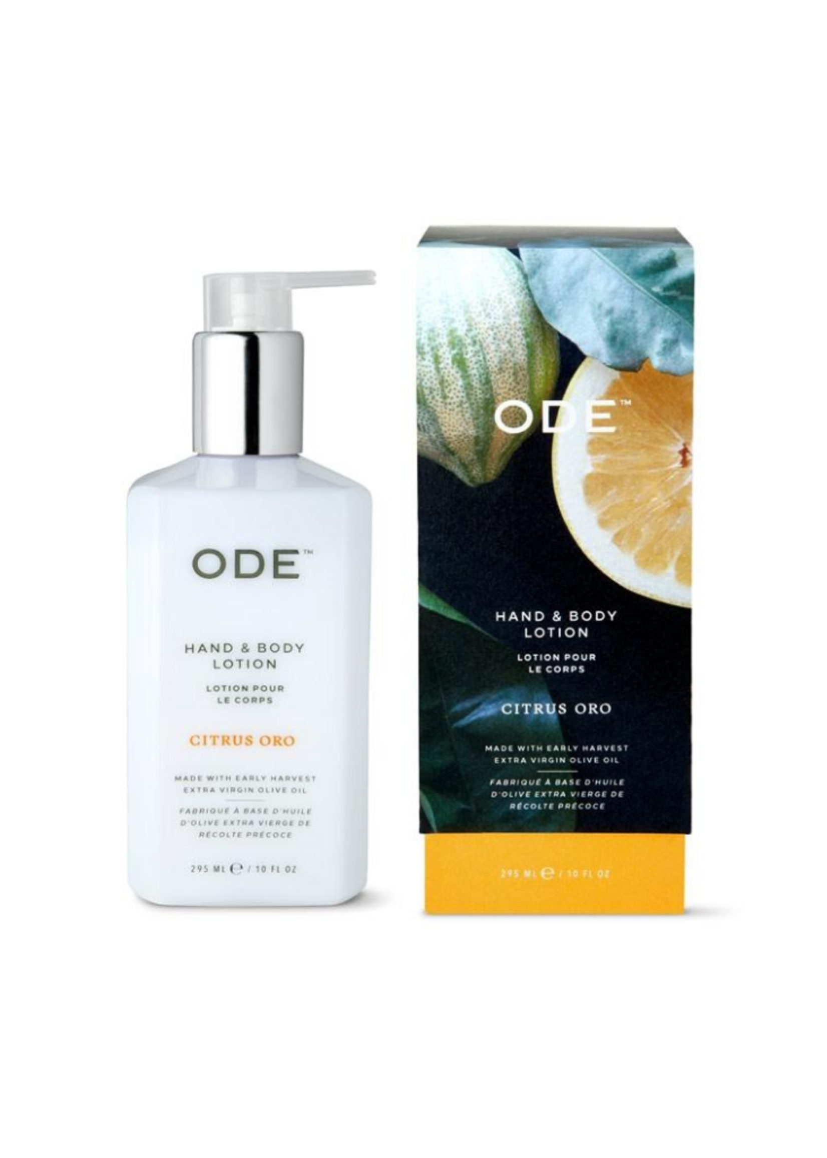 ODE ODE Citrus Oro Hand & Body Body Lotion