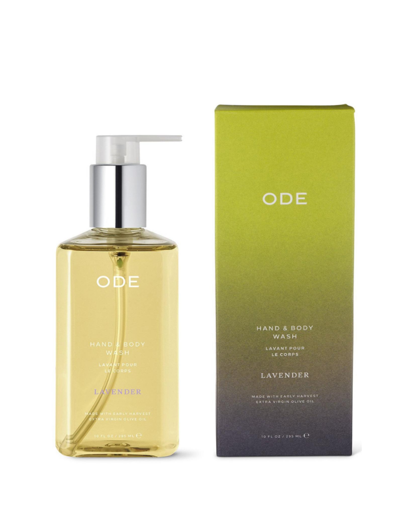 ODE ODE Lavender Hand & Body Wash