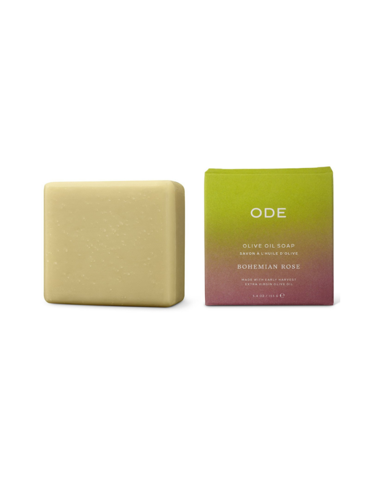 ODE ODE Bohemian Rose Olive Oil Soap