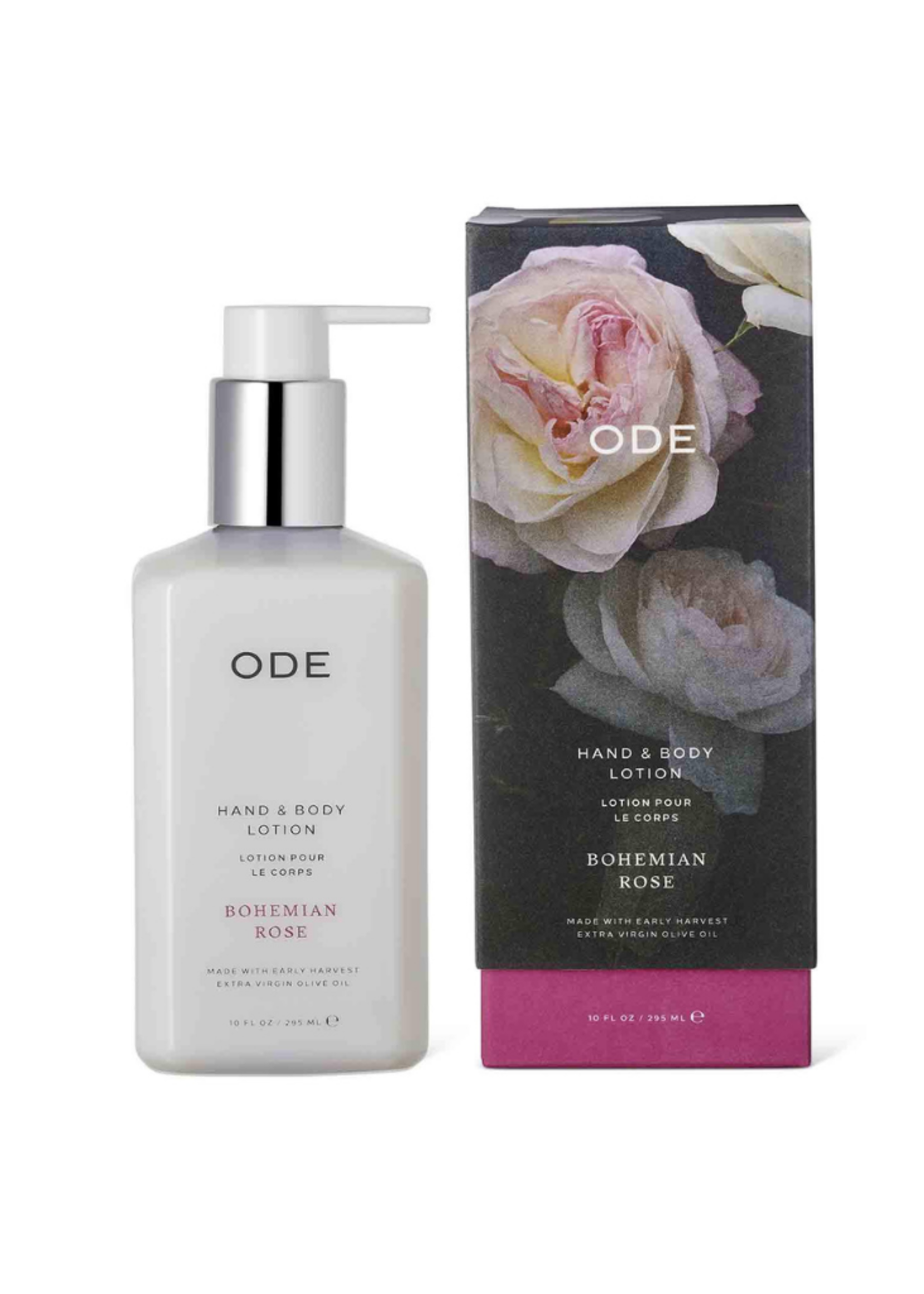 ODE ODE Bohemian Rose Hand & Body Lotion