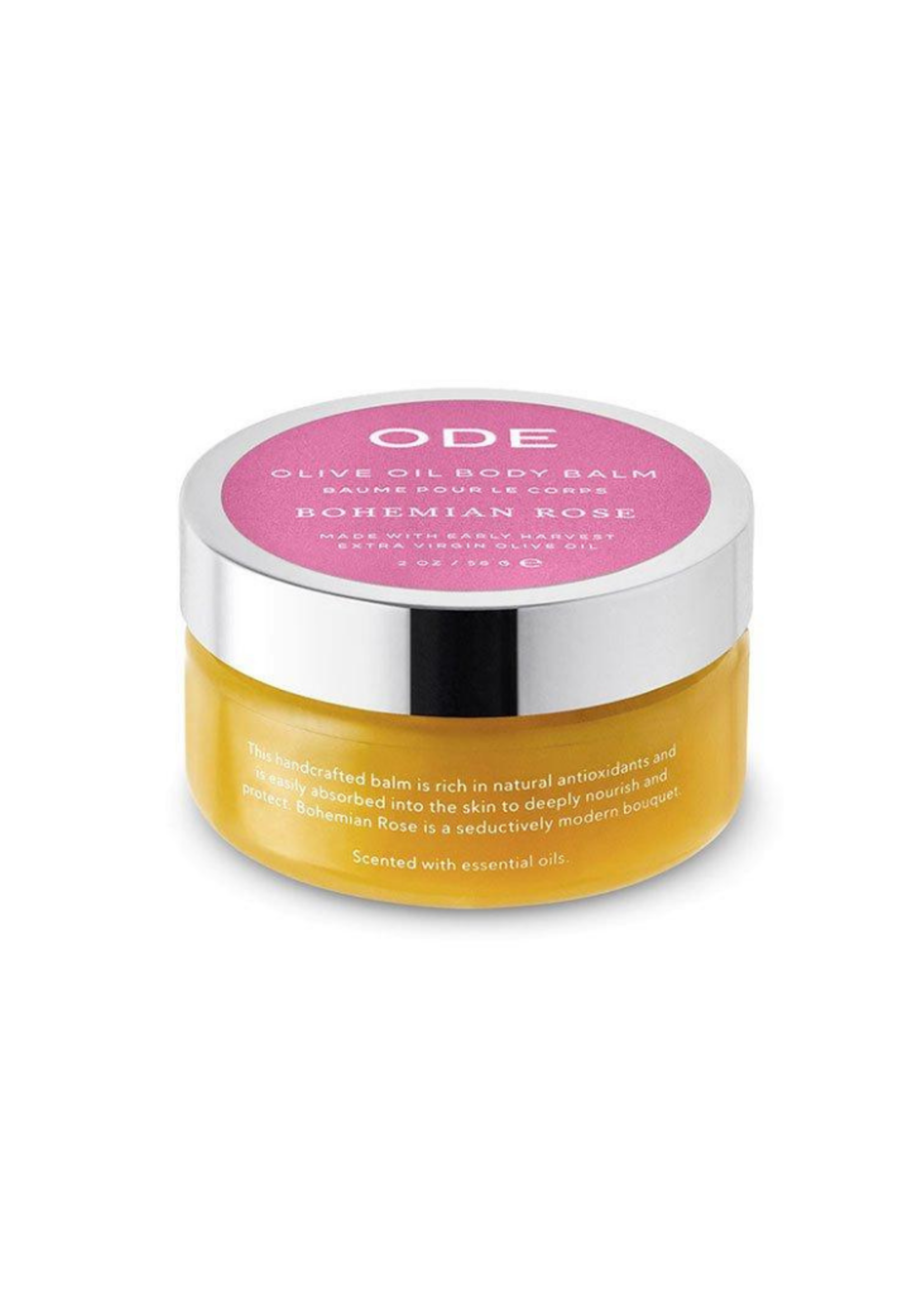 ODE ODE Bohemian Rose Olive Oil Body Balm
