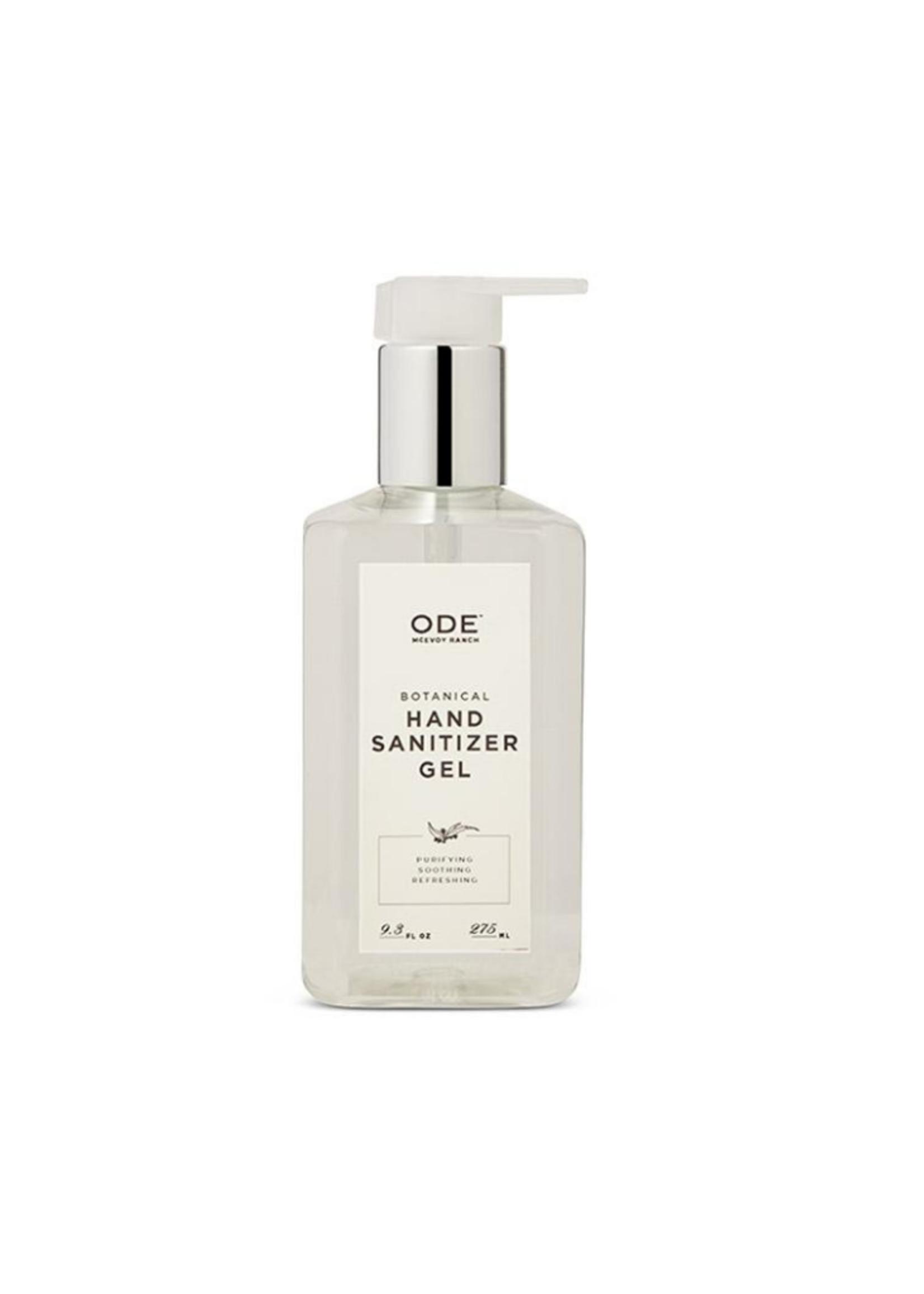 ODE ODE Botanical Hand Sanitizer Gel 9.3 oz