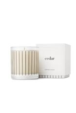 Cedar Candle