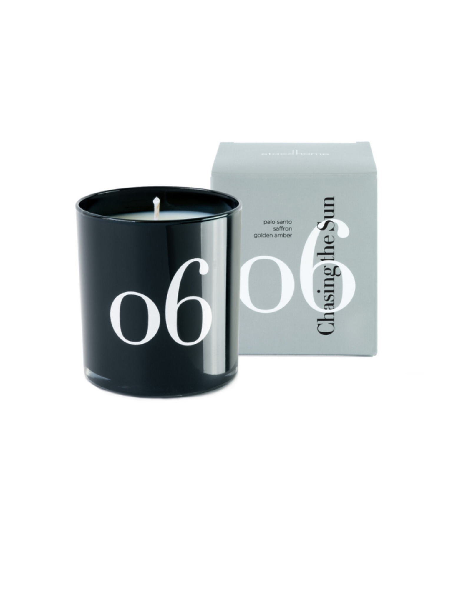 06 Chasing the Sun Candle