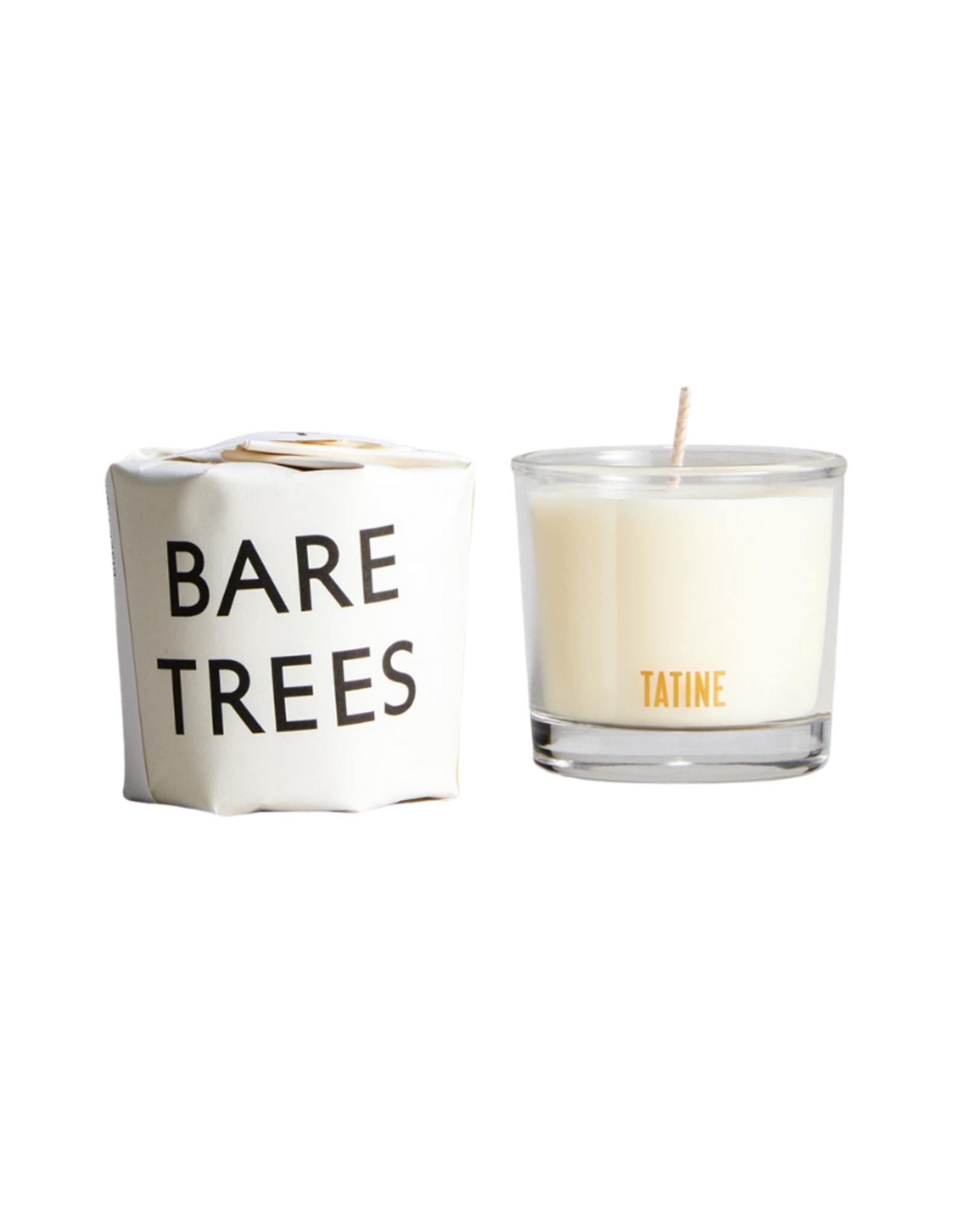 Tatine Bare Trees Votive Candle