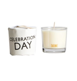 Tatine Tatine Tisane - Celebration Day Votive Candle