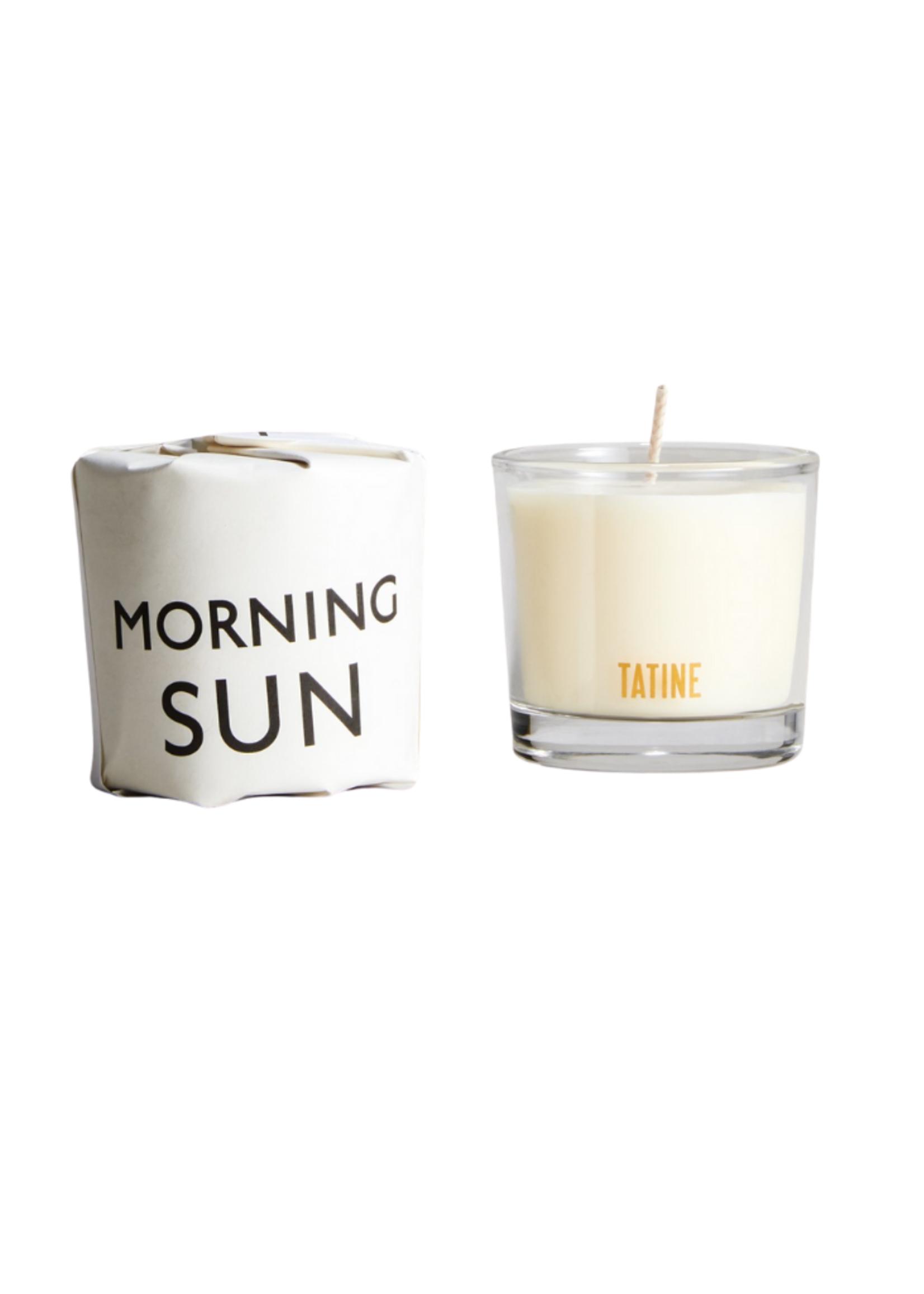 Tatine Morning Sun Votive Candle
