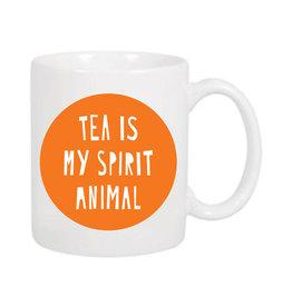 Near Modern Disaster Near Modern Disaster - Tea is My Spirit Animal Mug
