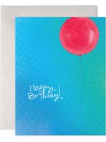 E. Frances Paper E. Frances - Birthday Card - Birthday Balloon