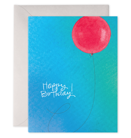 E. Frances Paper E. Frances - Birthday Card - Birthday Balloon