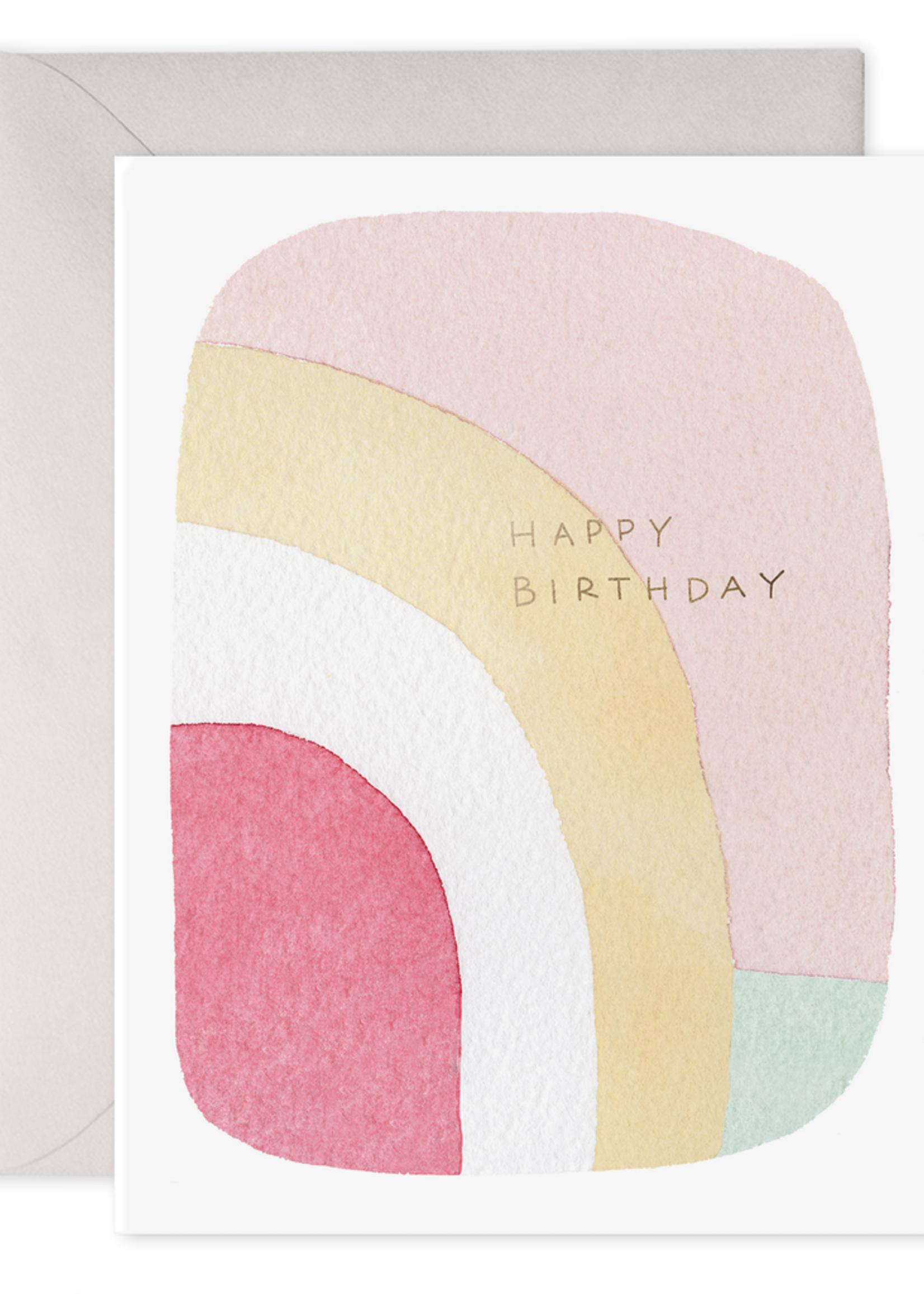 E. Frances Paper Birthday Card - Dreamy Birthday