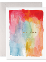 E. Frances Paper E. Frances - Thank you Card - Colorful Thanks