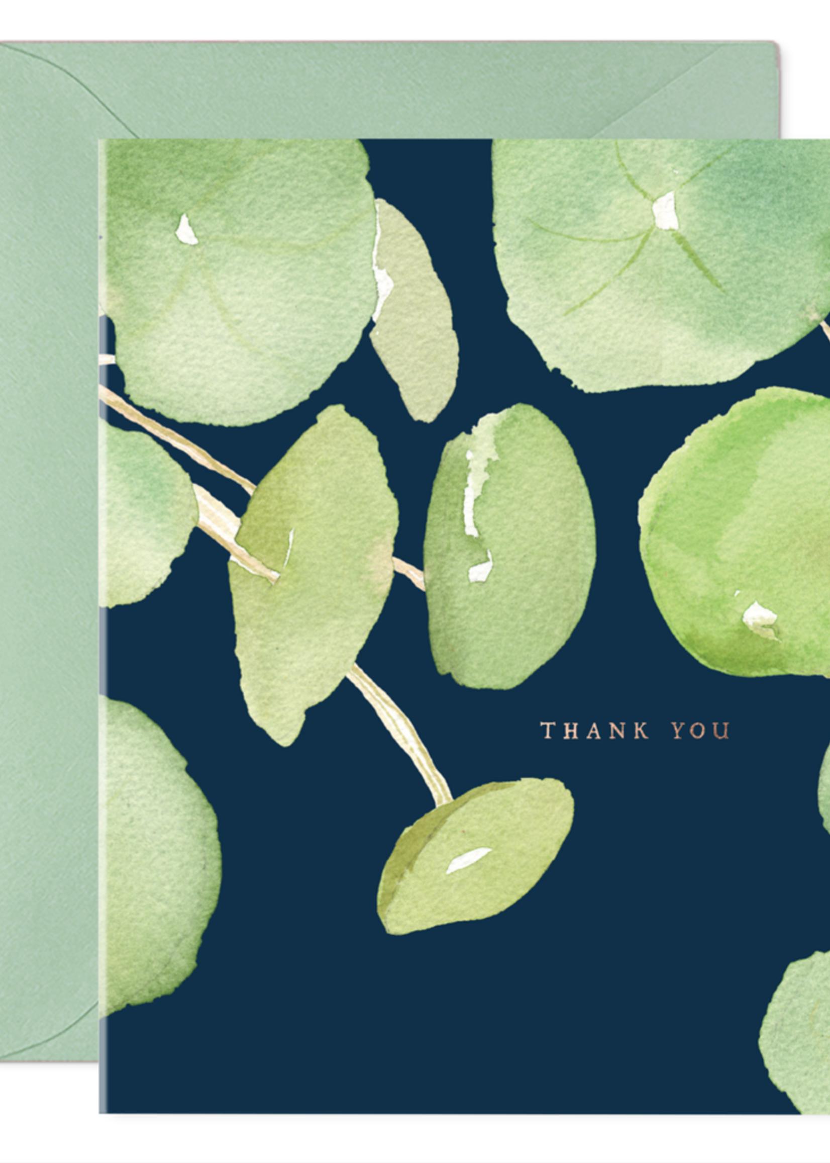 E. Frances Paper Thank You Card - Pancake Plant