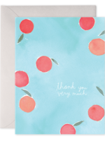 E. Frances Paper E. Frances - Thank You Card - Fruit
