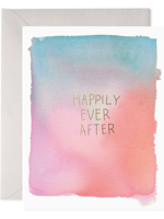 E. Frances Paper E. Frances - Wedding Card - Happily Ever After