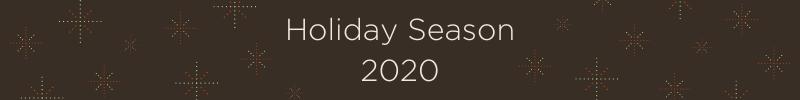 Holiday Season 2020