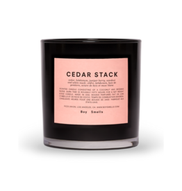 Boy Smells Boy Smells Cedar Stack Candle 8.5oz