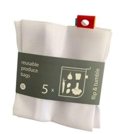Flip & Tumble Flip & Tumble Reusable Produce Bags S/5