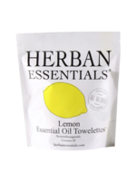 Herban Essentials Herban Essentials Lemon Toweletts
