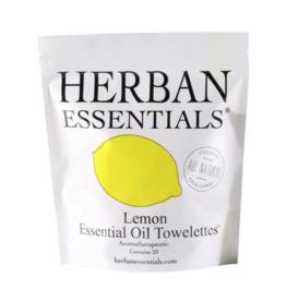 Herban Essentials Herban Essentials Lemon Toweletts