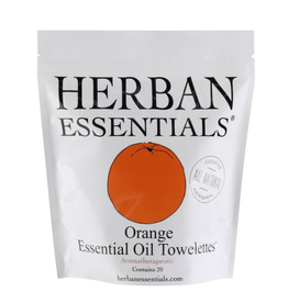 Herban Essentials Herban Essentials Orange Toweletts