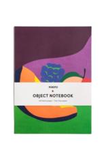 Poketo Melon Blank Object Notebook