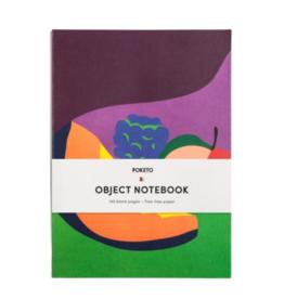 Poketo Poketo - Melon Blank Object Notebook