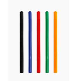 Poketo Poketo -  Prism Roller Pens - 5 Pack