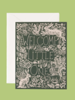 Rifle Paper Co. Rifle Paper Co. - Fable Baby Card