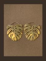 Gretchen Walker Jewelry Gretchen Walker Mostra Leaf Earrings