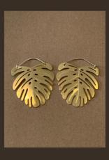 Gretchen Walker Jewelry Mostra Leaf Earrings