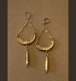 Gretchen Walker Jewelry Gretchen Walker Golden Light Earrings
