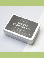 The Men's Society Men's Society - Red Eye Survival Kit