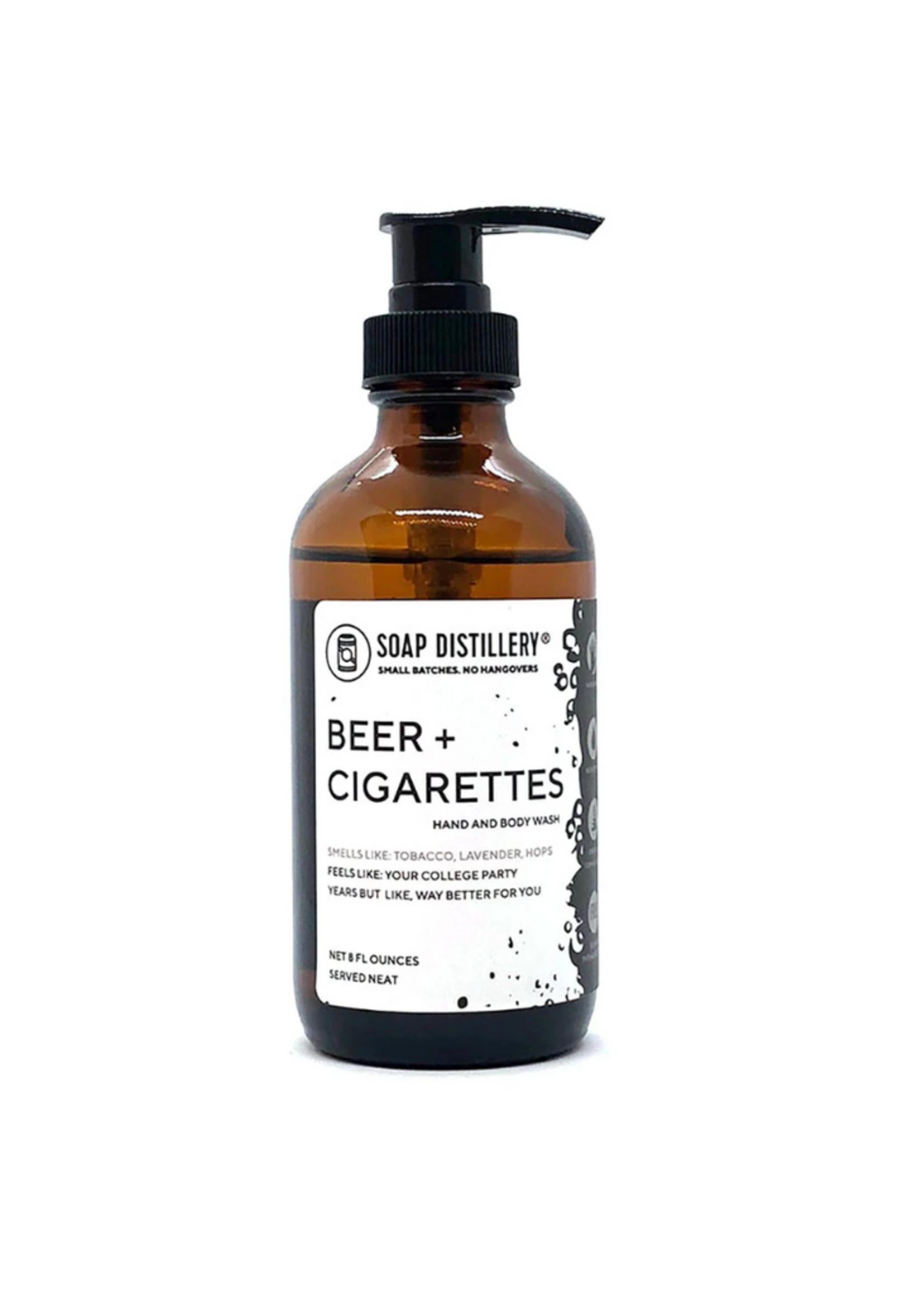 Beer+Cigarettes Hand & Body Soap