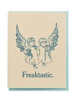 Zeichen Press Zeichen Press - Freaktastic Humorous Card