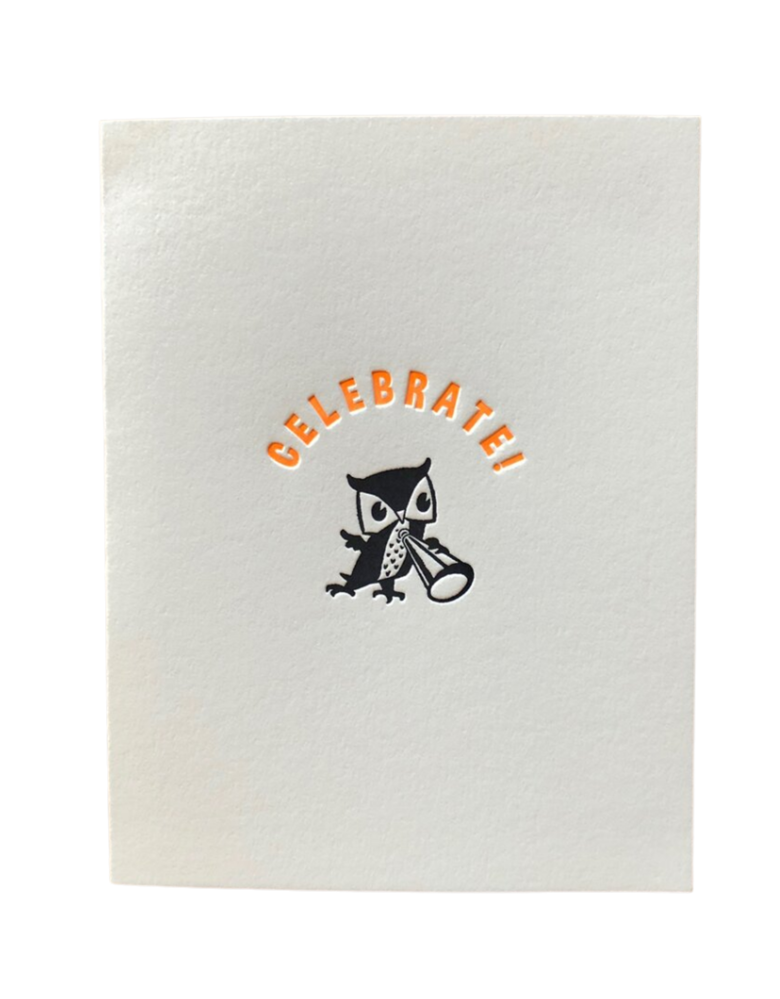 Willowcrest Press Celebrate Congratulations Card