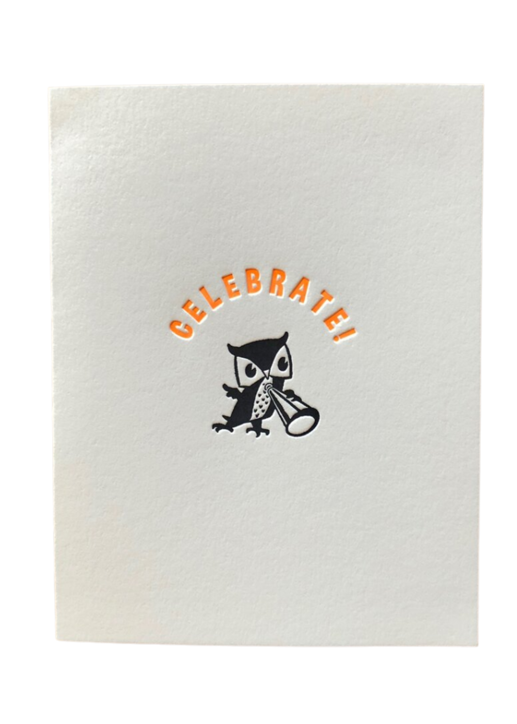 Willowcrest Press Celebrate Congratulations Card