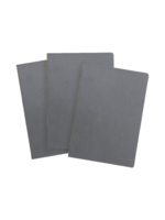 Baron Fig Baron Fig - Vanguard Softcover Ruled Notebooks - Charcoal