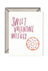 Ink Meets Paper Sweet Valentine Wishes Valentine's Card