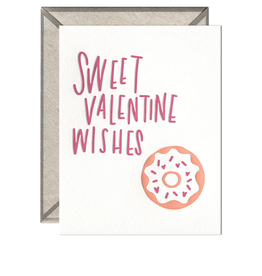 Ink Meets Paper Ink Meets Paper - Sweet Valentine Wishes Valentine's Card