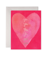 E. Frances Paper E. Frances Paper - In My Heart Valentine's Card