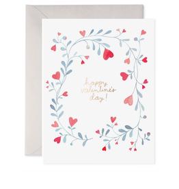 E. Frances Paper E. Frances Paper - Valentine Vine Card