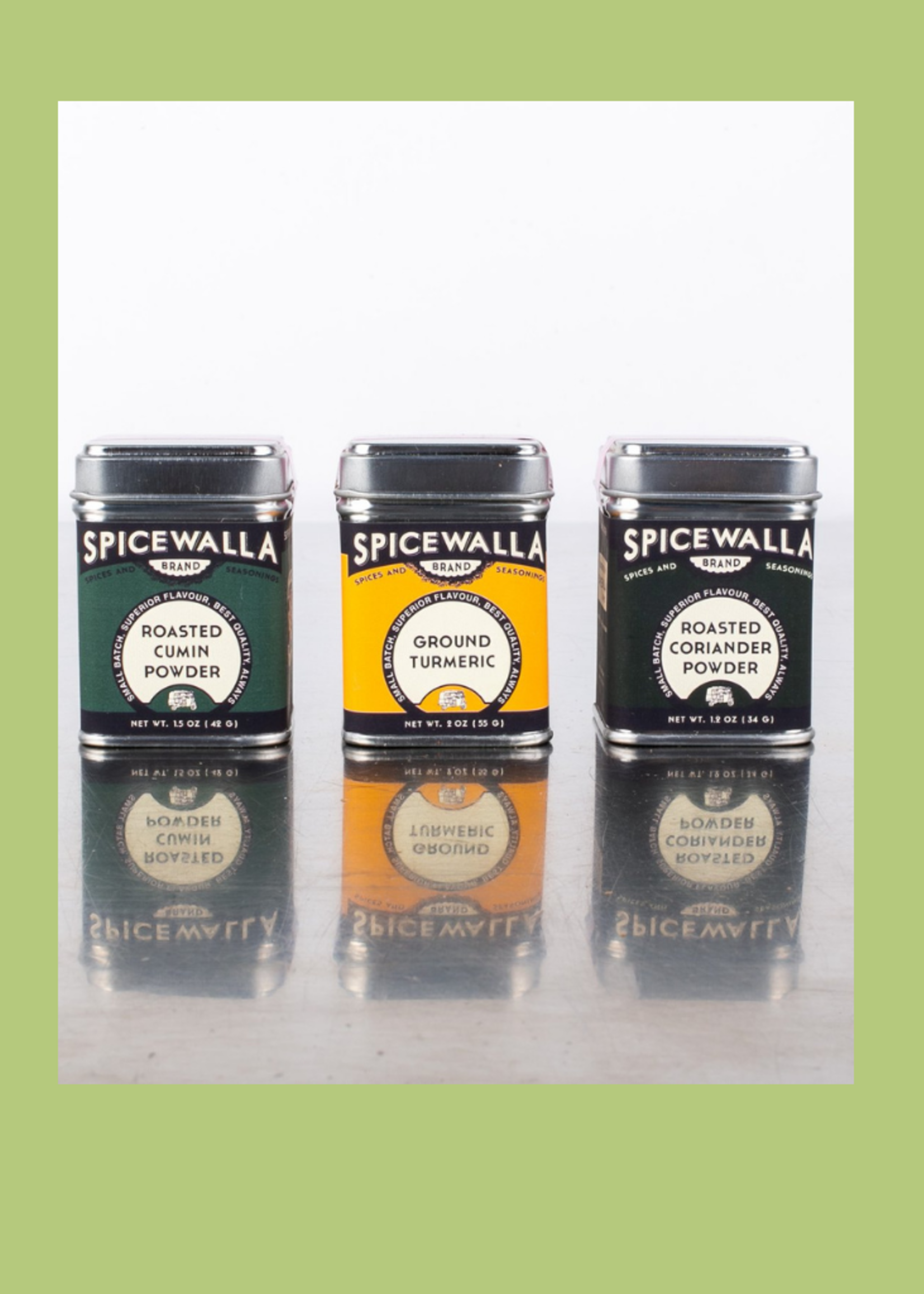 Spicewalla 3 Pack North Indian Spice Collection