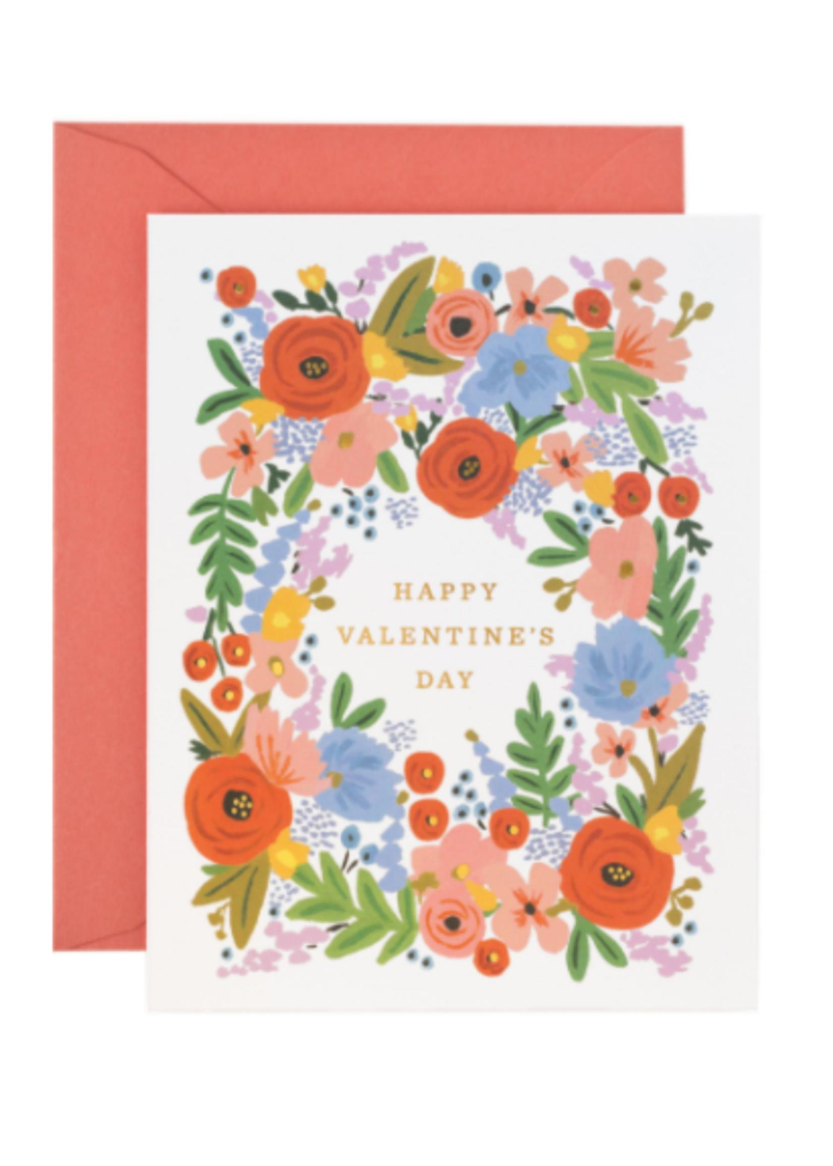 Rifle Paper Co. Valentine Floral