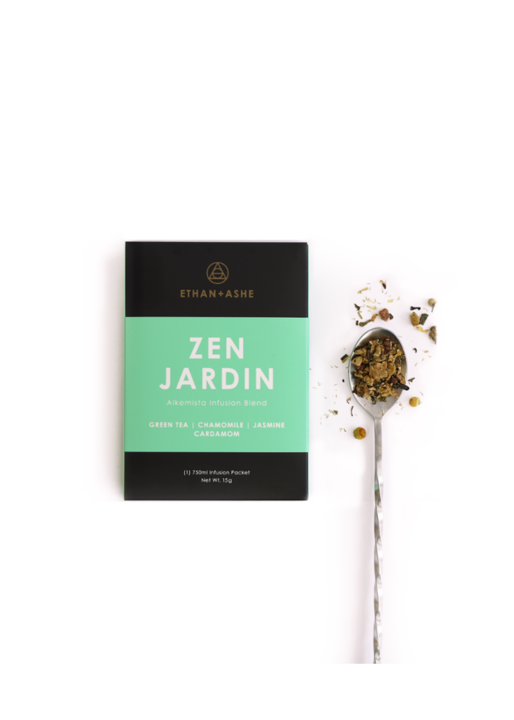 Ethan+Ashe Zen Jardin Infusion Blend