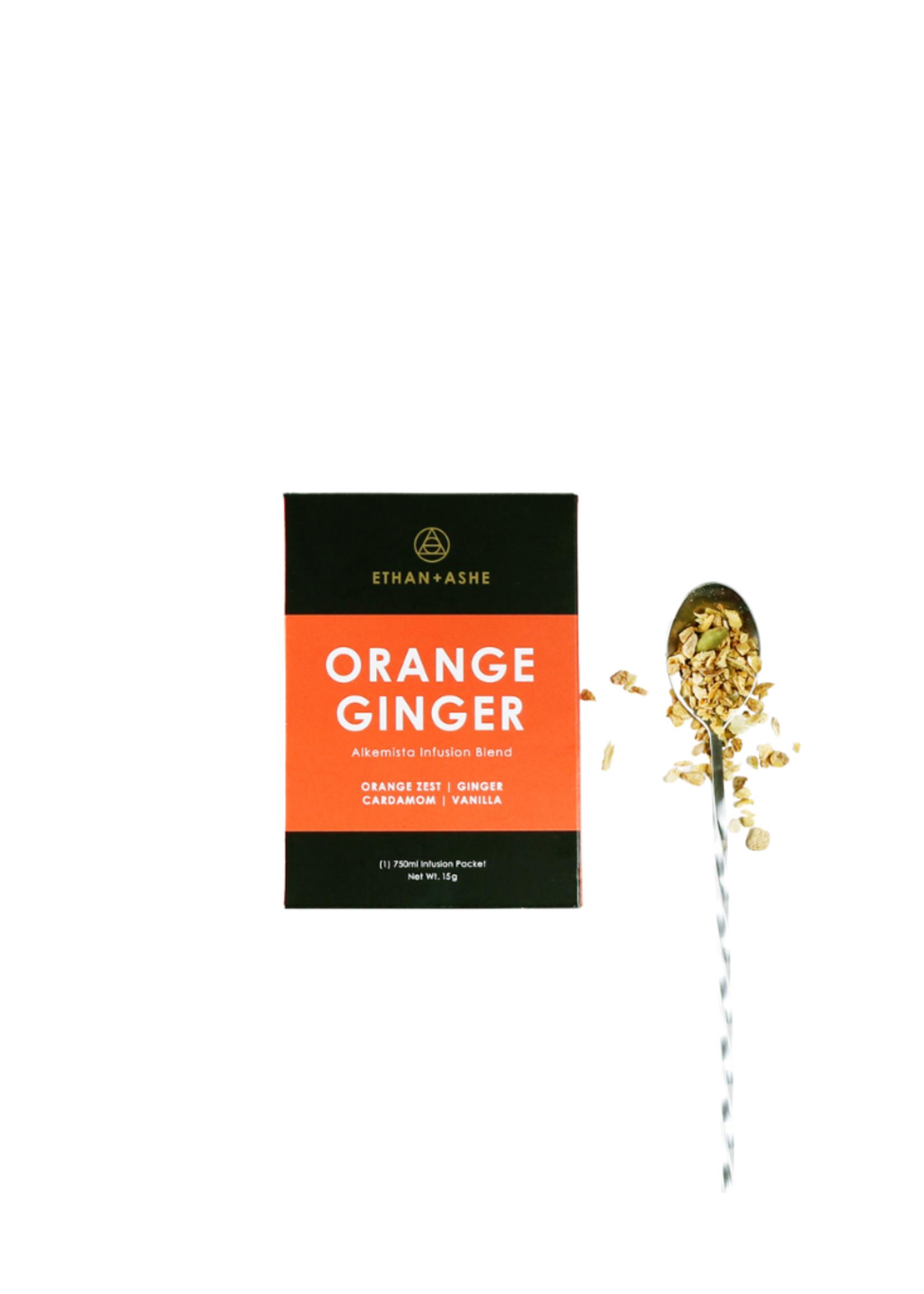 Ethan+Ashe Orange Ginger Infusion Blend